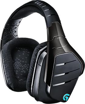 Słuchawki Logitech G933 Artemis Spectrum 7.1 (981-000599) 1
