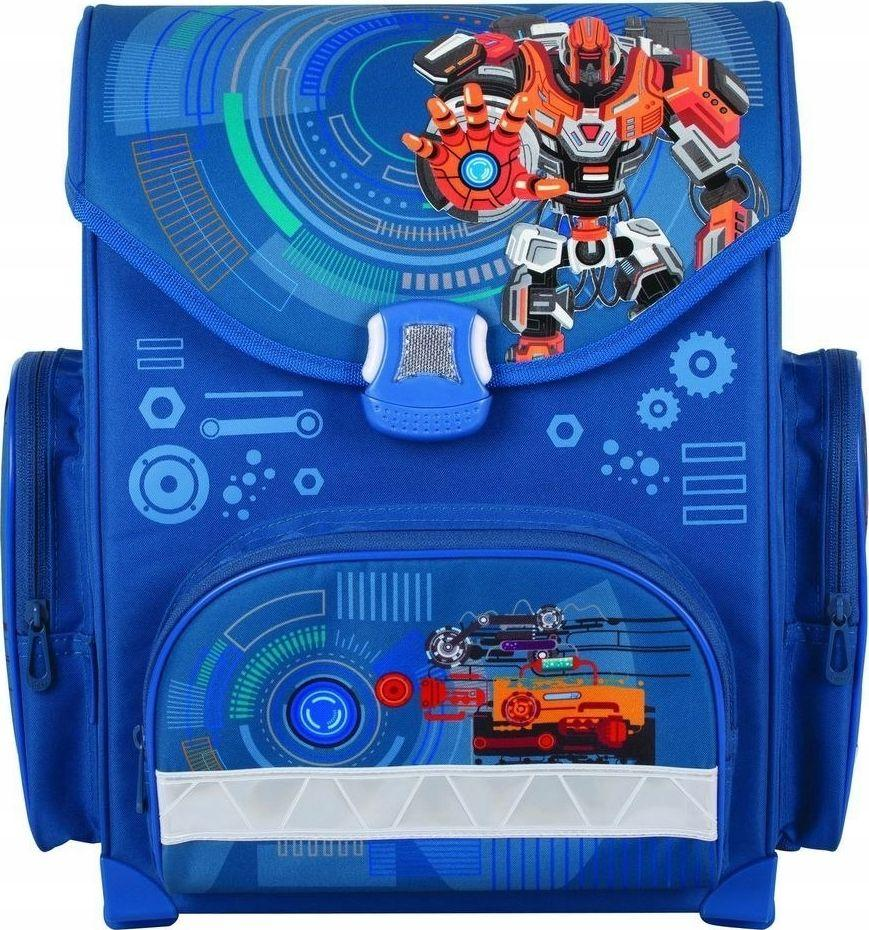Titanum Tornister Tiger Family Master Collection Robot 1