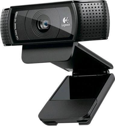 Kamera internetowa Logitech HD Webcam C920 (960-001360) 1