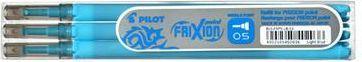 Pilot Frixion Point Wkład do cienkopisu lazurowy 1 szt (BLS FRP5LB) 1