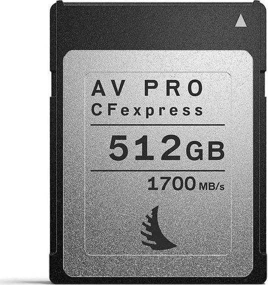 Karta Angelbird AV PRO CFexpress CFexpress 512 GB  (AVP512CFX) 1