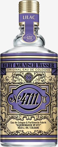 4711 echt kolnisch wasser floral collection lilac woda kolońska 100 ml