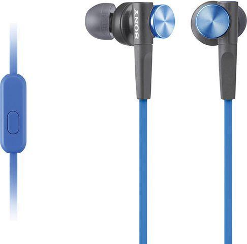 Słuchawki Sony MDR-XB50APL 1