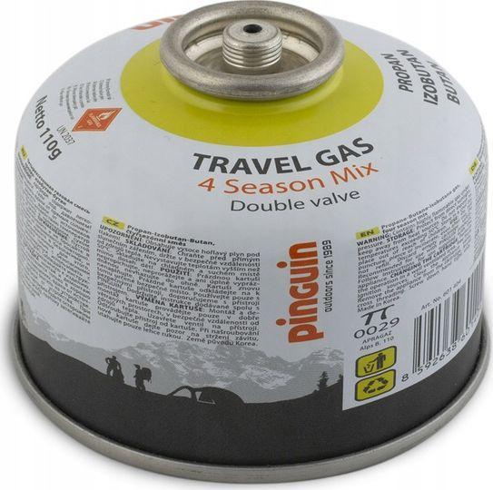 Pinguin Kartusz gazowy Travel Gas Cartridge 110 g 1