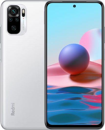 Smartfon Xiaomi Redmi Note 10 128 GB Dual SIM Biały  (2_371790) 1