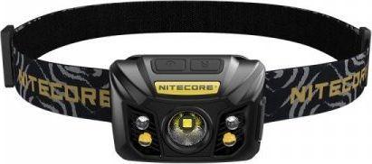 Nitecore NU32, latarka czołowa USB, 550lm 1