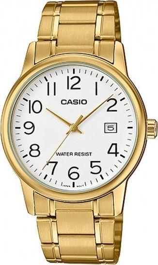 Zegarek Casio ZEGAREK MĘSKI CASIO MTPV002G-7BUDF (zd103b) 1