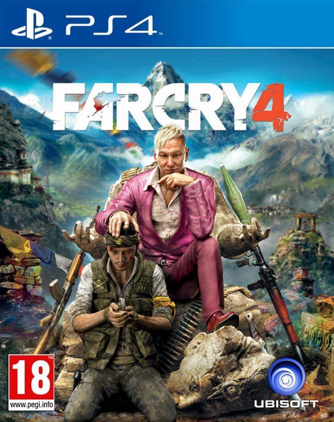 Far Cry 4 PS4 1