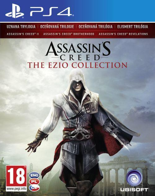 Assassin's Creed: The Ezio Collection PS4 1