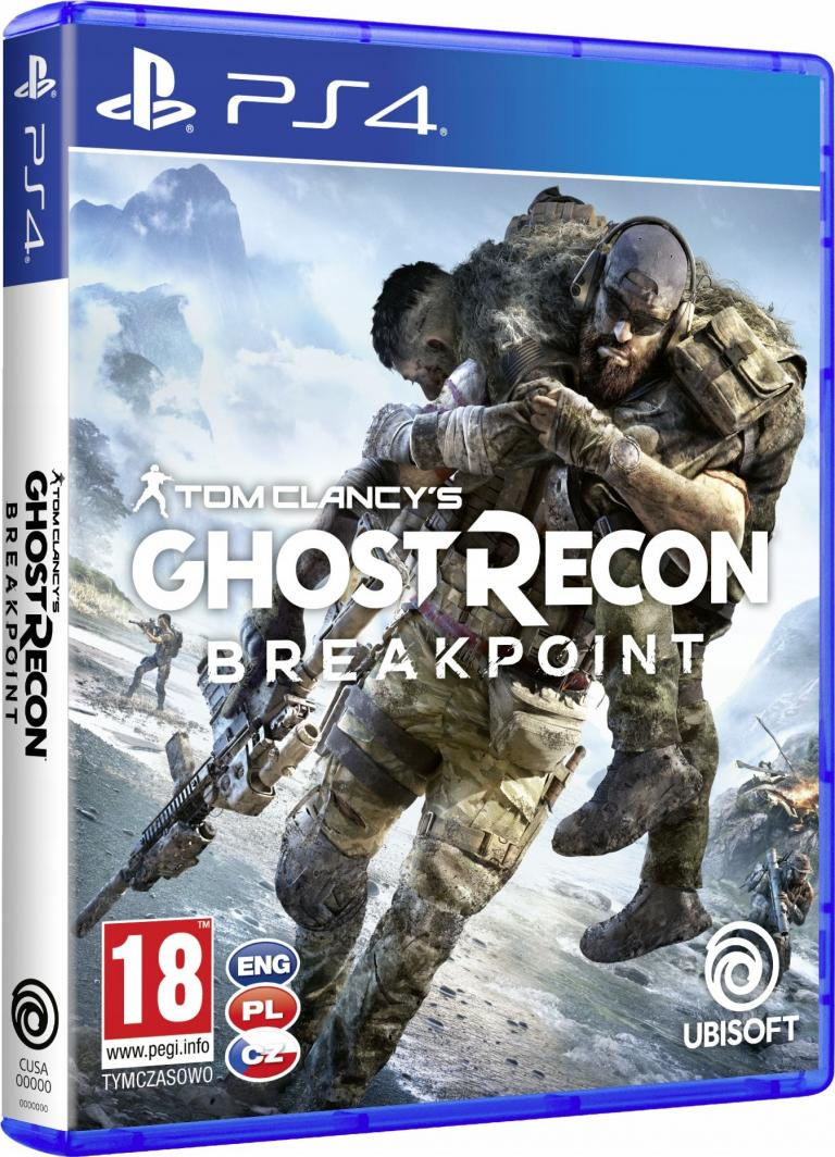 Tom Clancy's Ghost Recon Breakpoint PS4 1
