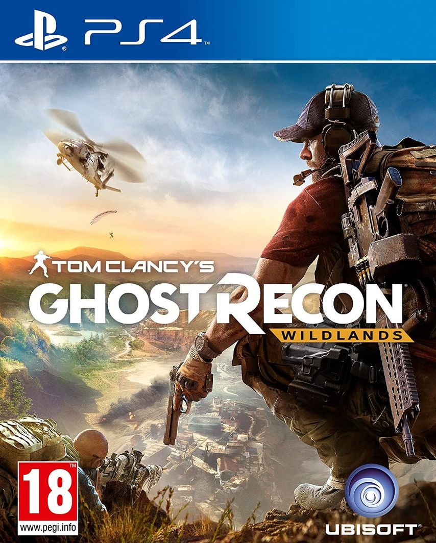 Tom Clancy's Ghost Recon: Wildlands PS4 1
