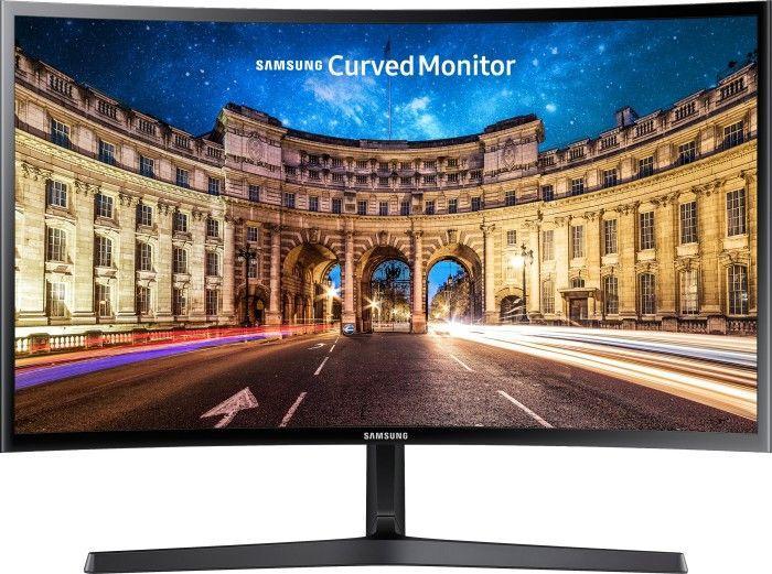 Monitor Samsung C24F396FHR (LC24F396FHRXEN) 1