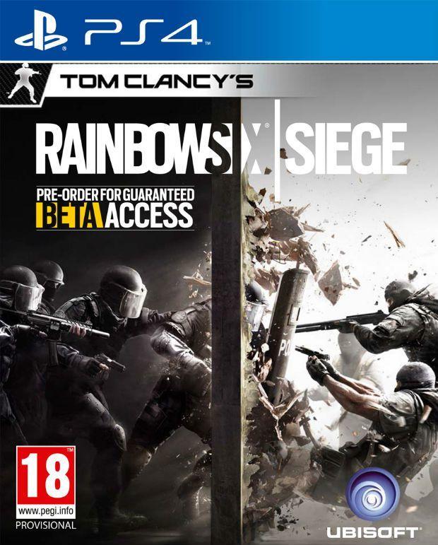 Tom Clancy's Rainbow Six Siege PS4 1
