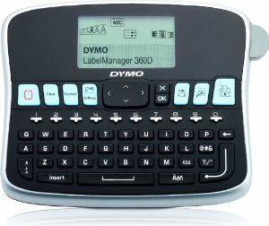 Drukarka etykiet Dymo LabelManager 360D 6, 9, 12, 19 mm (S0879520) 1