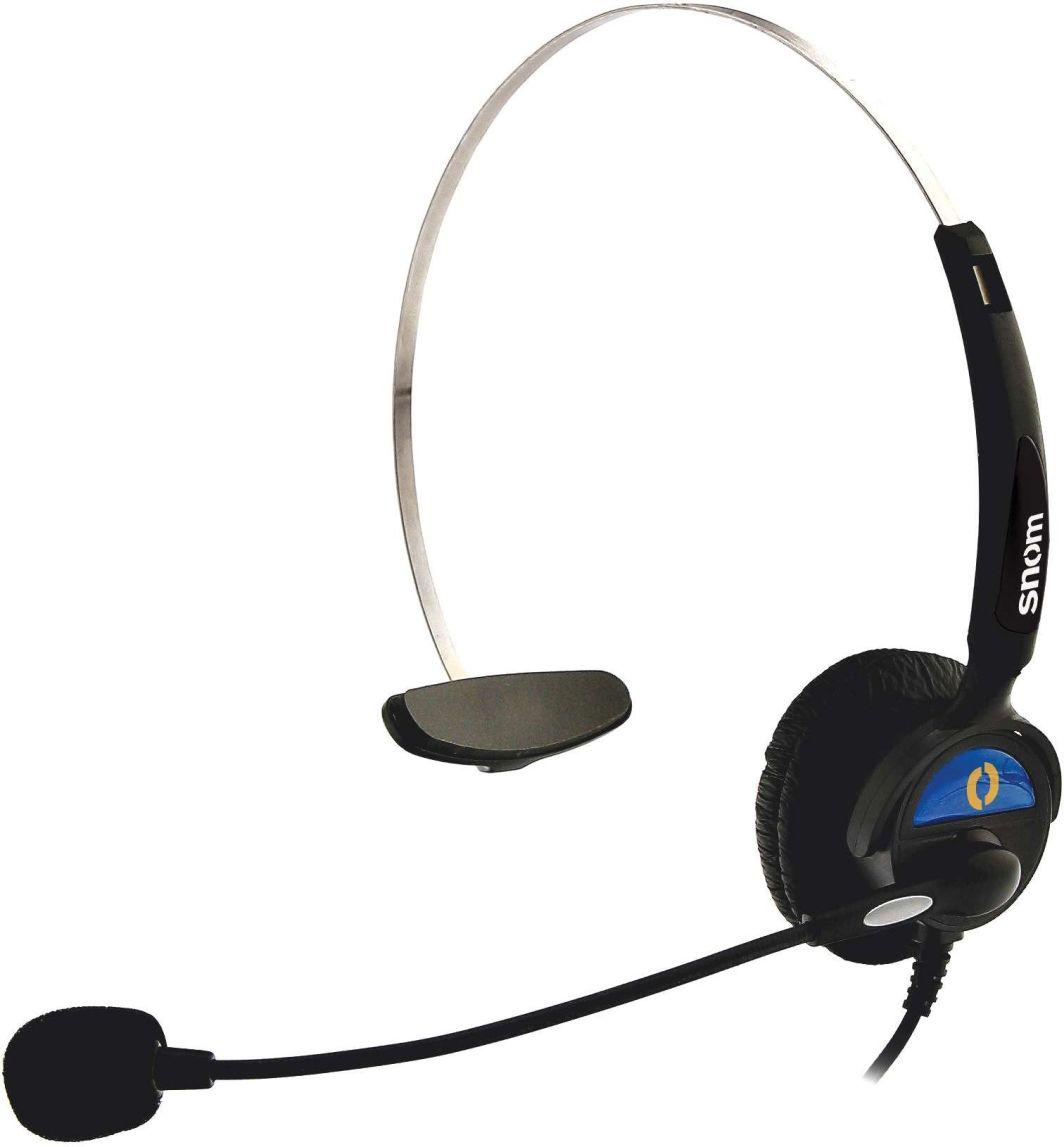 Słuchawki z mikrofonem Snom HS MM3 dla Snom 300 (1121) 1