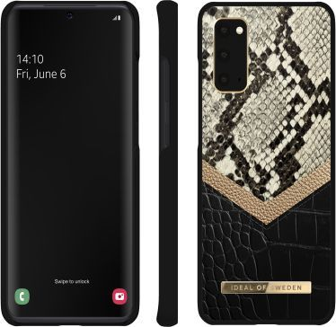 iDeal Of Sweden AB iDeal of Sweden Atelier - etui ochronne do Samsung Galaxy S20 (Midnight Python) 1