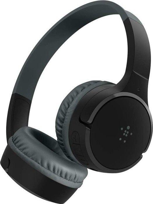 Słuchawki Belkin Soundform Mini-On-Ear Kids (AUD002btBK) 1