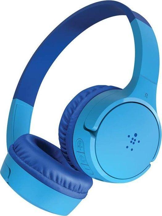 Słuchawki Belkin Soundform Mini-On-Ear Kids (AUD002btBL) 1