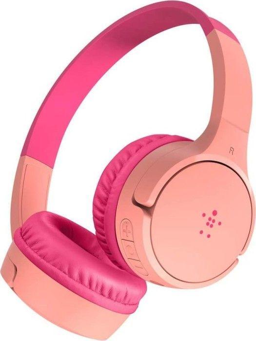 Słuchawki Belkin Soundform Mini-On-Ear Kids (AUD002btPK) 1