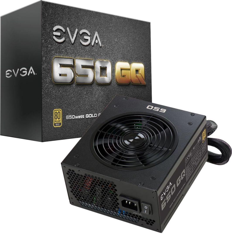 Zasilacz EVGA 650W Supernova 650GQ (210-GQ-0650-V2) 1