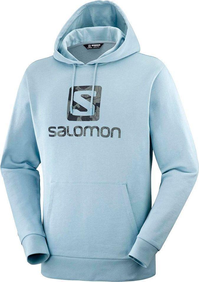 Salomon Bluza męska Outlife Pullover Hoody U-Ashley Blue r. L 1