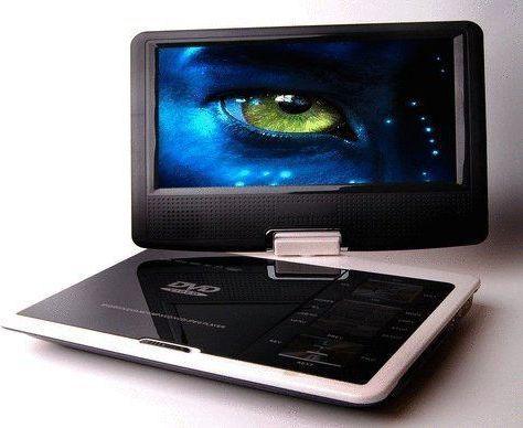 Odtwarzacz przenośny Vordon DVD Portable 10.2 1