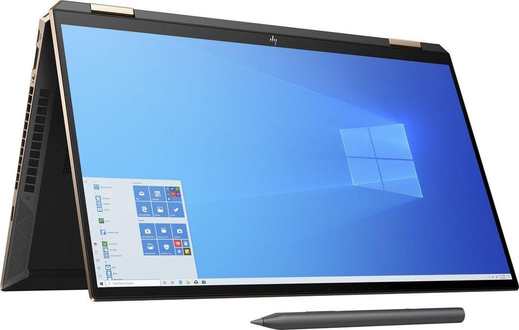 Laptop HP HP Spectre 15 x360 4K OLED i7-10750H GTX1650Ti Pen Win10 1