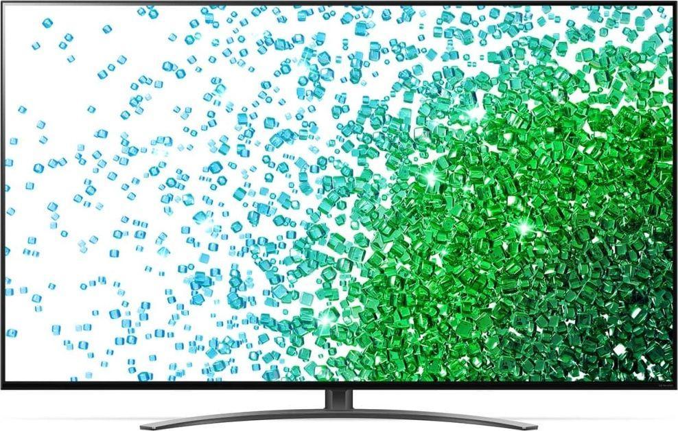 Telewizor LG 55NANO813PA NanoCell 55'' 4K Ultra HD WebOS 6.0  1