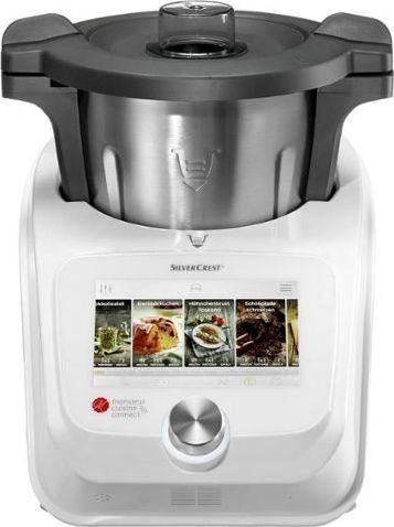 Multicooker Silver Crest Urządzenie wielofunkcyjne Monsieur Cuisine Connect 1