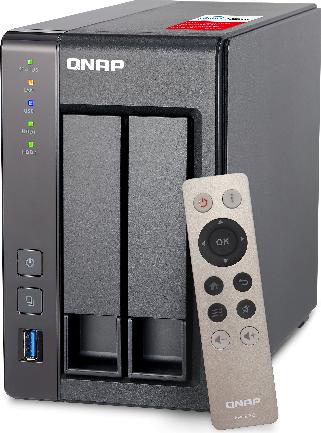Serwer plików Qnap TS-251+-2G 1