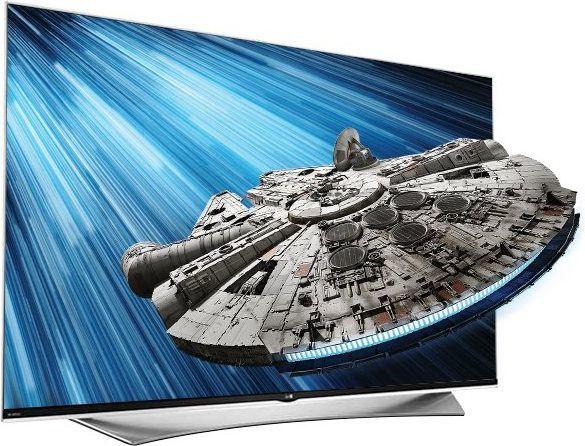 Telewizor LG LED 65'' 4K (Ultra HD) webOS  1