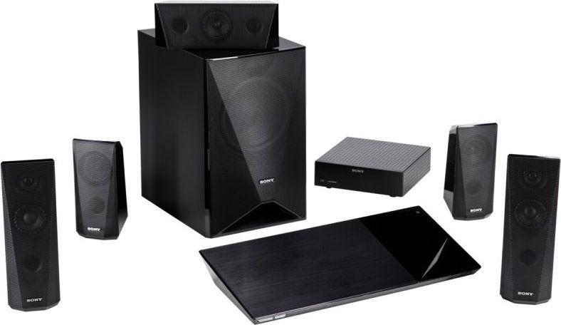 Kino domowe Sony BDV-N5200WB 1