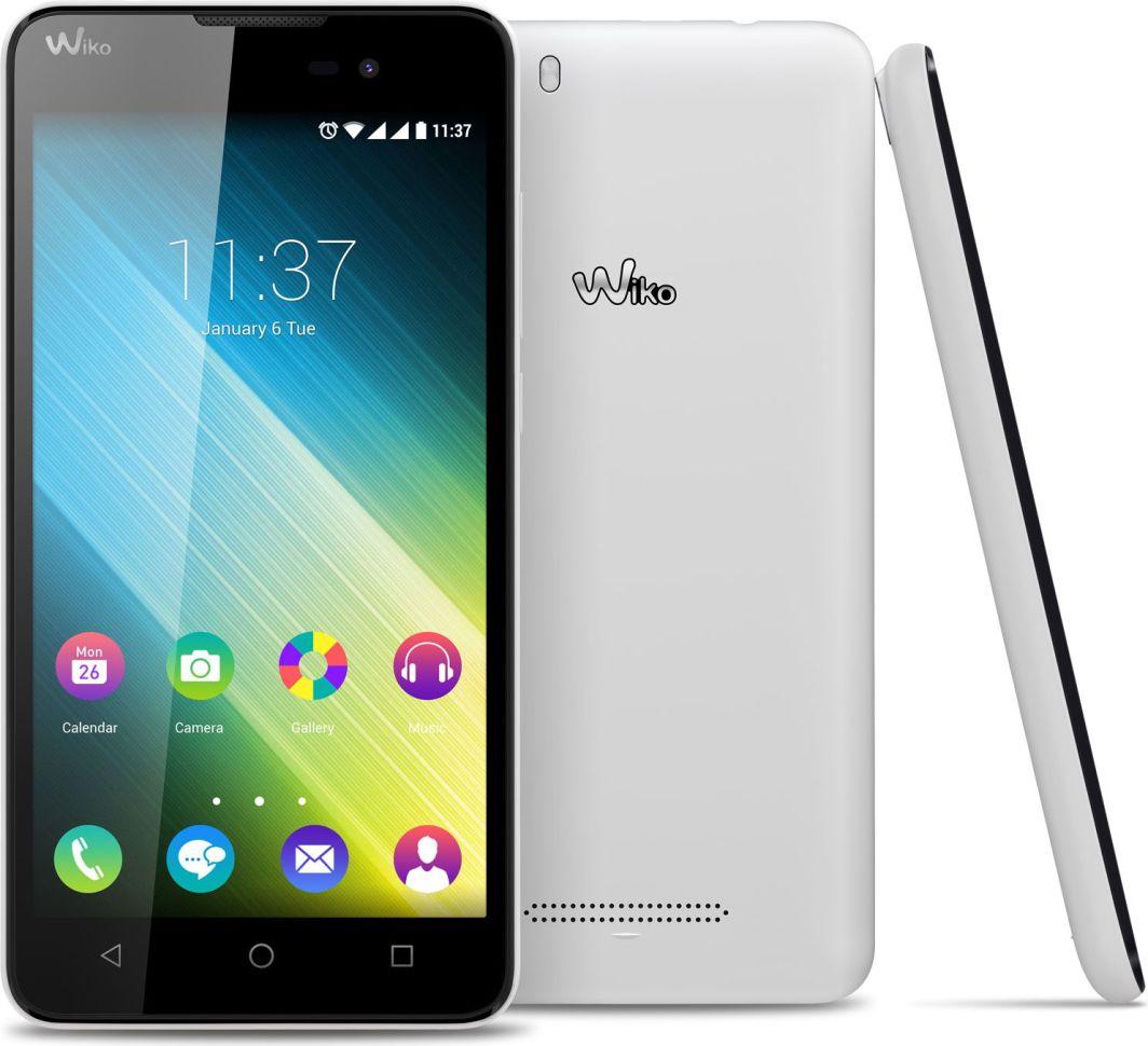 Smartfon Wiko 4 GB Dual SIM Biały  (WIKO LENNY2) 1