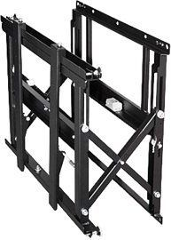 Hagor VWH-1 videowall-mount pop-out system fineadjustment depht width height weight max 70kg (1379) 1