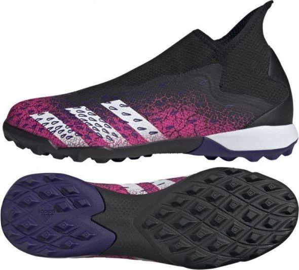 Adidas Buty adidas Predator Freak .3 LL TF FW7513 FW7513 czarny 42 2/3 1