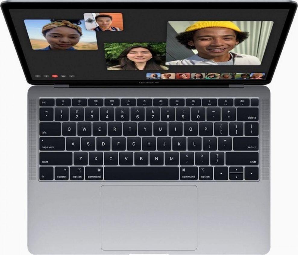 Laptop Apple Apple MacBook Air 13 Apple M1 chip 8-core CPU and 8-core GPU/16GB/1TB Silver MGNA3ZE/A/R1/D1 1