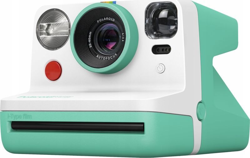 Aparat cyfrowy Polaroid Aparat Natychmiastowy Polaroid Now / Mint - Miętowy 1