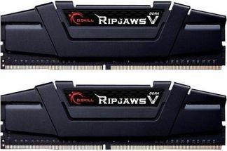 Pamięć G.Skill Ripjaws V, DDR4, 16 GB, 3600MHz, CL16 (F4-3600C16D-16GVK) 1