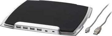 Podkładka Gembird 4-portowy USB 2.0 (UHB-MP-224) 1