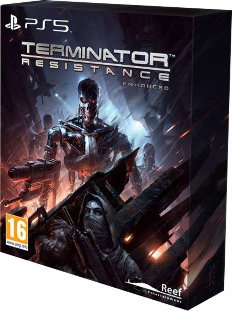 Terminator: Resistance Enhanced Collector's Edition PS5 1