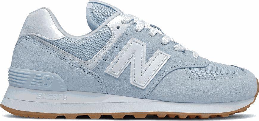 New Balance Buty New Balance WL574PE2 niebieski 38 1