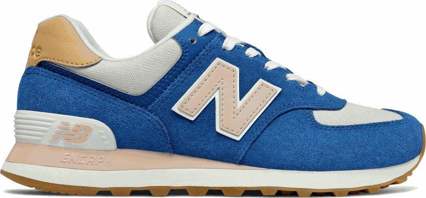 New Balance Damskie sneakersy New Balance WL574NU2 37.5 1