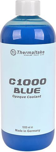Thermaltake C1000 nieprzezroczysty płyn chłodzący 1000ml niebieski (CL-W114-OS00BU-A) 1