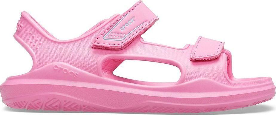 Crocs Crocs sandały dla dzieci Swiftwater Expedition różowe 206267 6M3 38-39 1