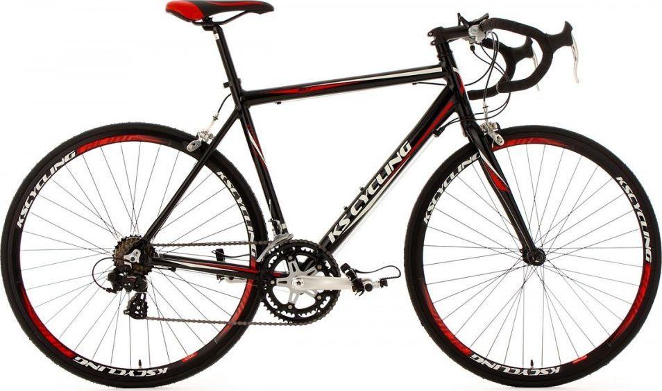 KS Cycling Rower Szosowy Męski 28 Aluminiowy Lekki 14 Biegów 1