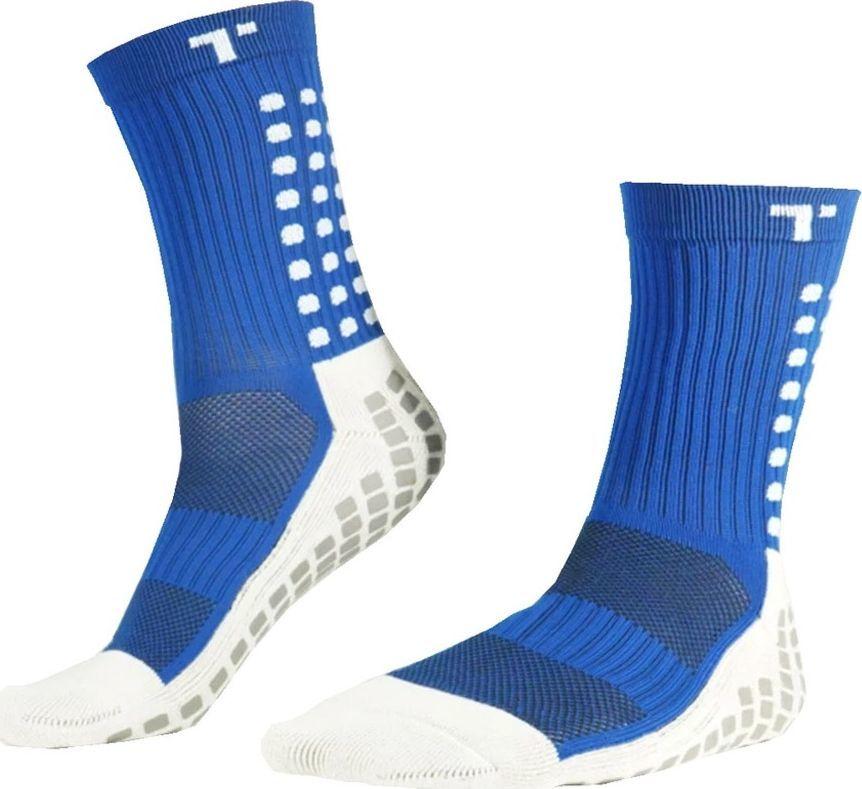 Trusox Skarpety piłkarskie Trusox 3.0 Thin S737505 niebieski 39-43,5 1
