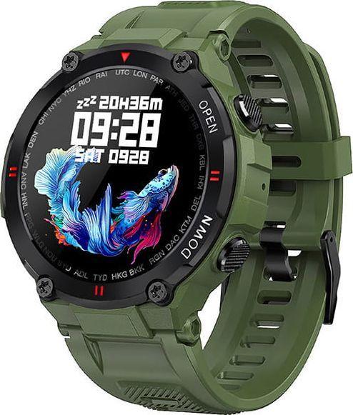 Smartwatch Garett Electronics Sport Tactic Zielony  (2975-uniw) 1