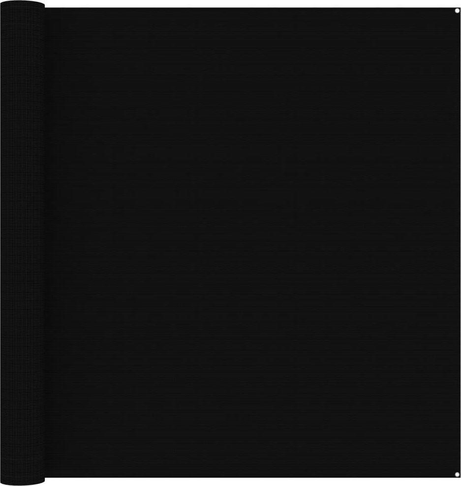 vidaXL Wykładzina do namiotu, 300 x 400 cm, czarna 1