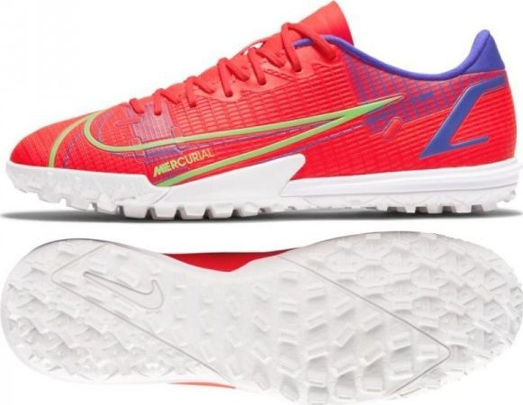 Nike Buty piłkarskie Nike Mercurial Vapor 14 Academy TF M CV0978 600, Rozmiar: 41 1