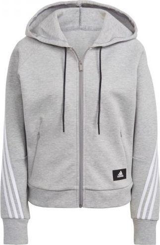 Adidas Bluza adidas Wrapped 3-Stripes W GJ5416, Rozmiar: L 1